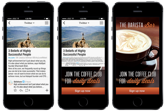 Twitter Rolls Out MoPub Native Ads for App Developers