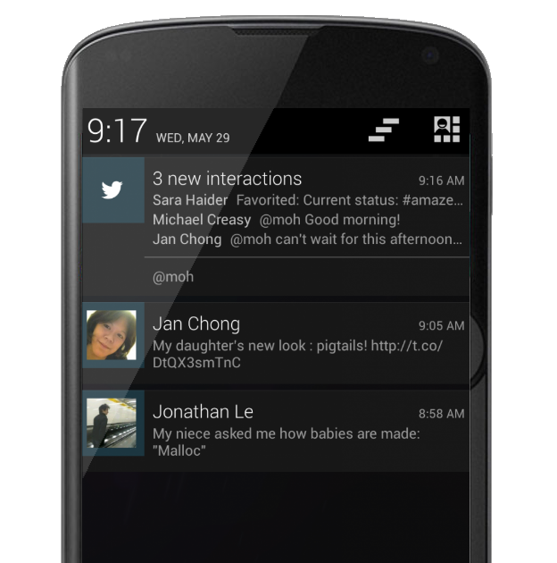 Users Respond Twice As Much to Android Notifications
