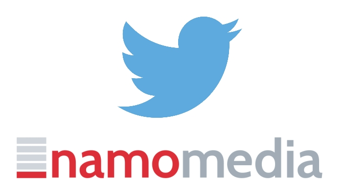 Twitter Acquires Native Ad Firm Namo