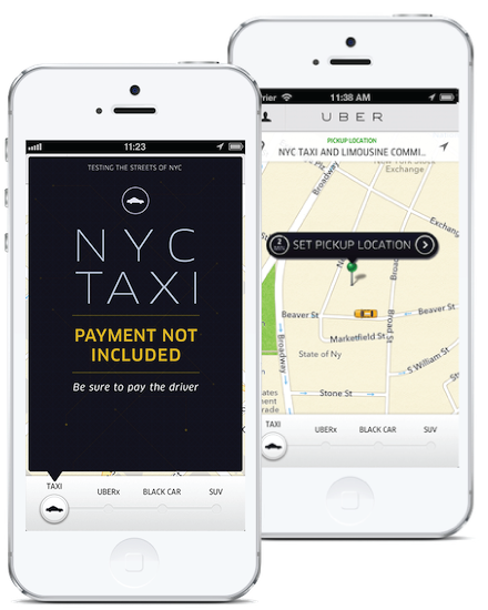 uber faces legal problems in new york and california mobile marketing. Black Bedroom Furniture Sets. Home Design Ideas