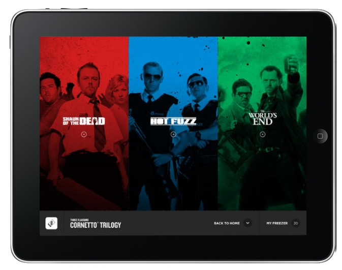 NBCUniversal Launches Beyond the Screen Movie App