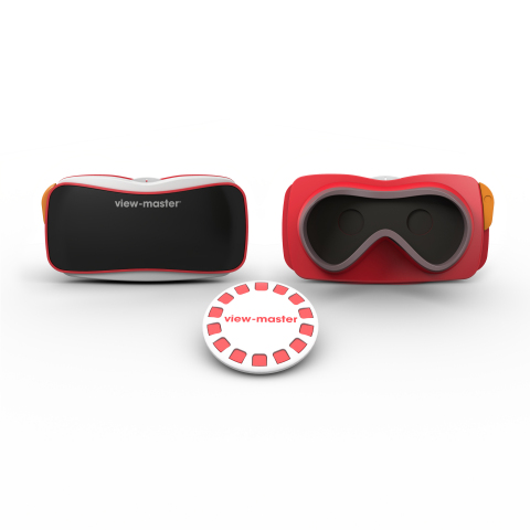 Mattel and Google Team to Reimagine Iconic View-Master Toy