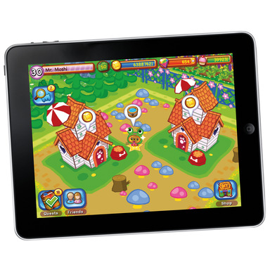 Moshi Monsters Village App Launches Worldwide