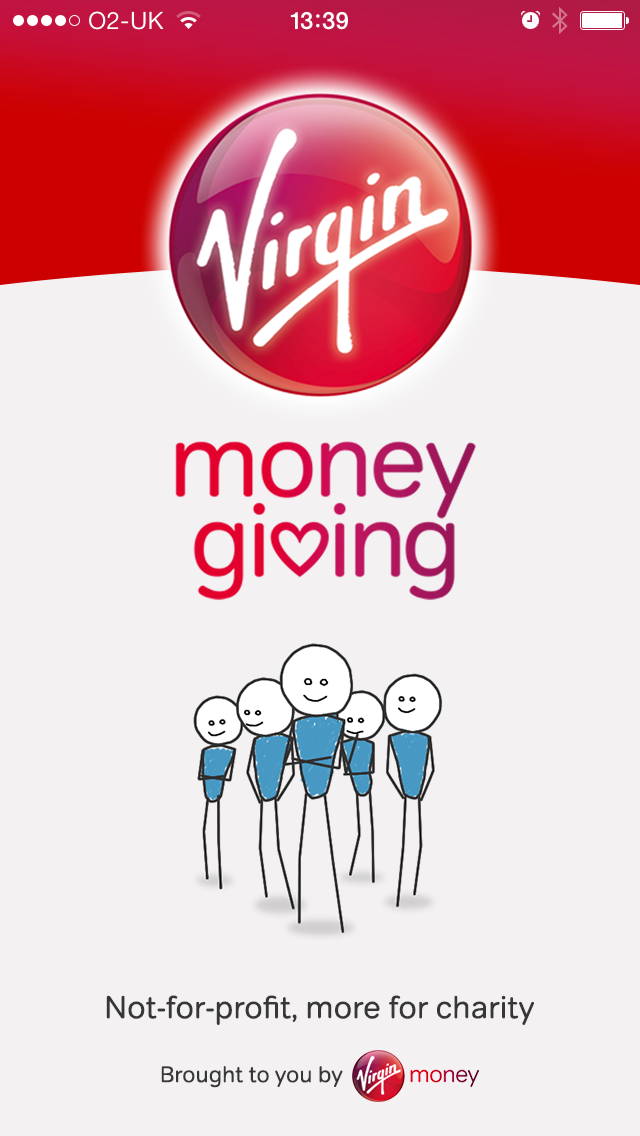 Virgin Money Giving Launches iOS and Android App