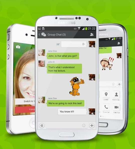 WeChat Passes 700m Users, Launches Slack Competitor
