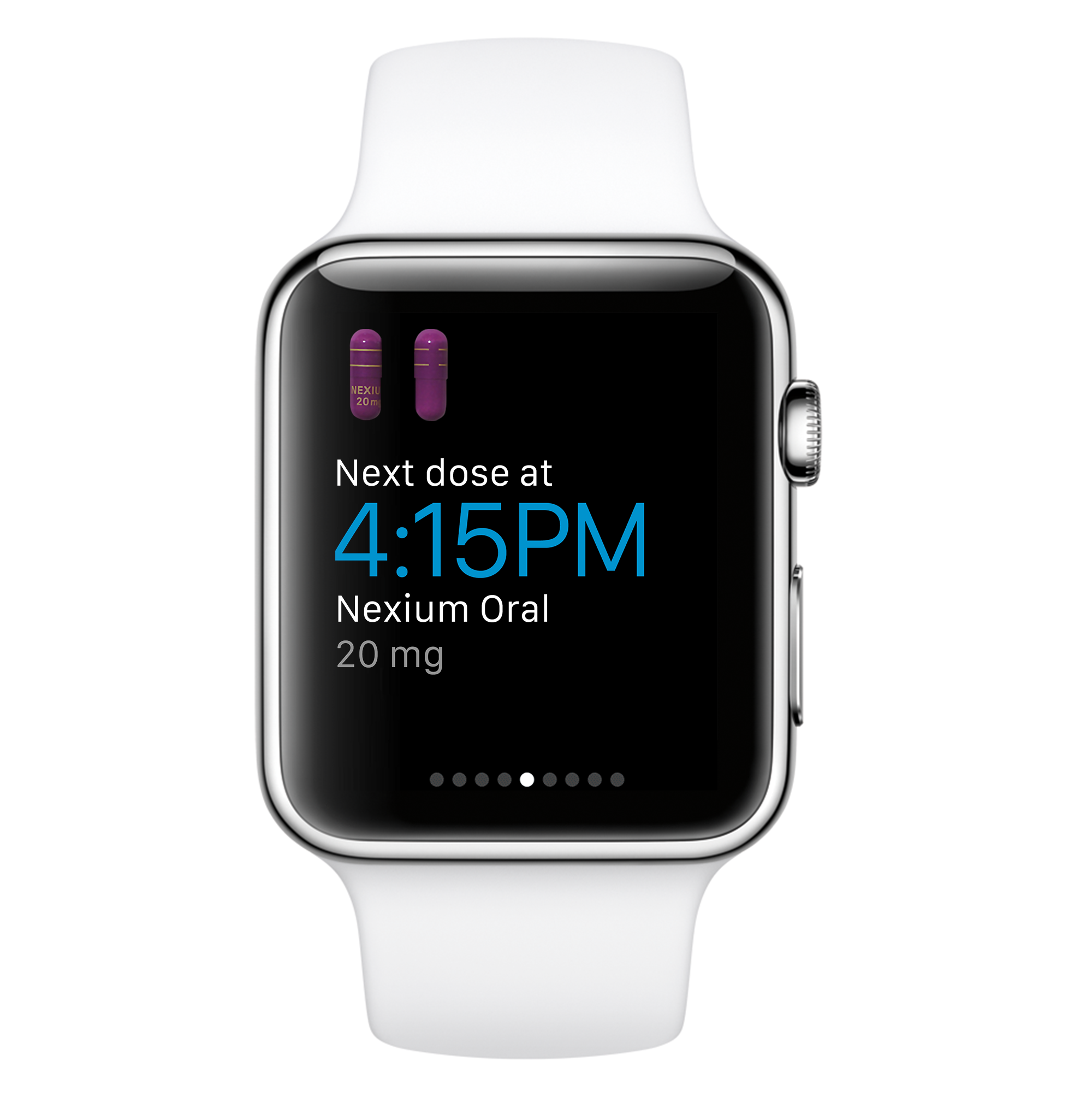 WebMD App Expands with Apple Watch Medication Reminders
