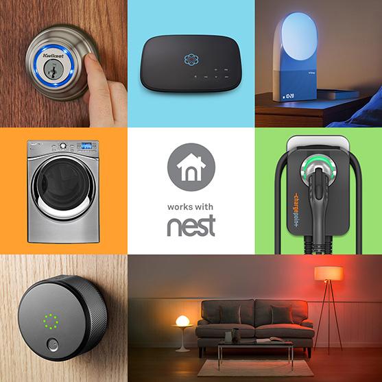 Nest Announces 15 New Partnerships for Smart Home Tech