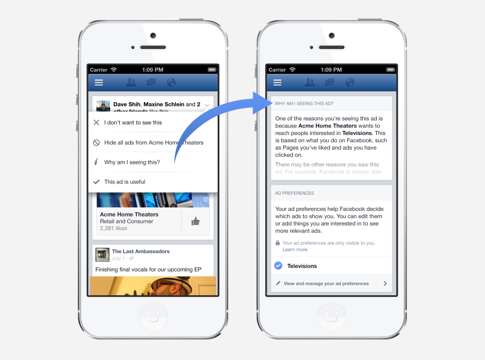 Facebook Draws in Targeting Data from Web and Third-party Apps