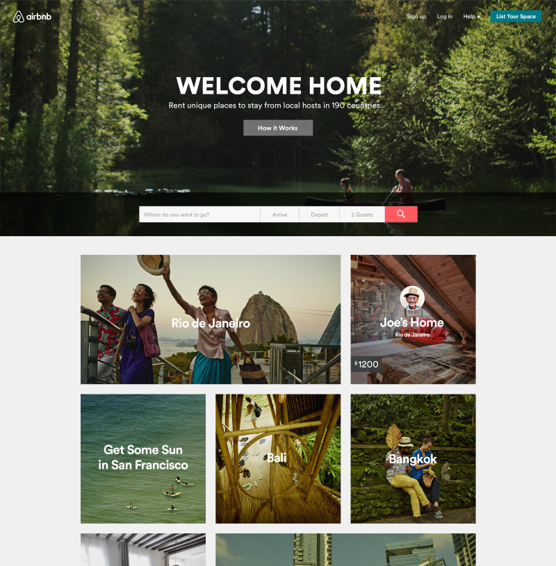 Airbnb Hopes to Attract More Mobile Guests with Update