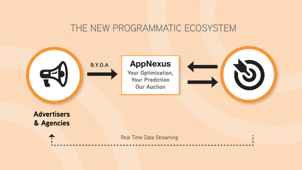 AppNexus Enables Advertisers to Bring Their Own Algorithms to the Table