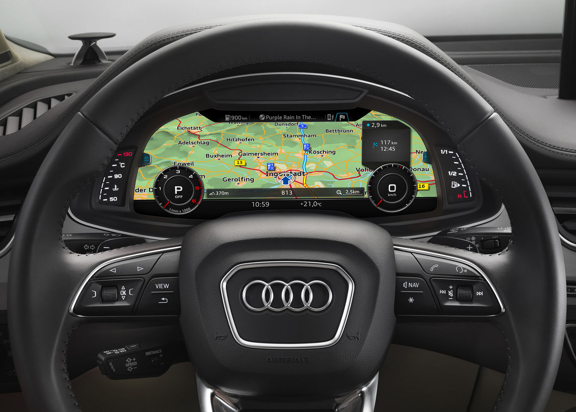 Nokia's Here Mapping Unit Sold to German Car Makers