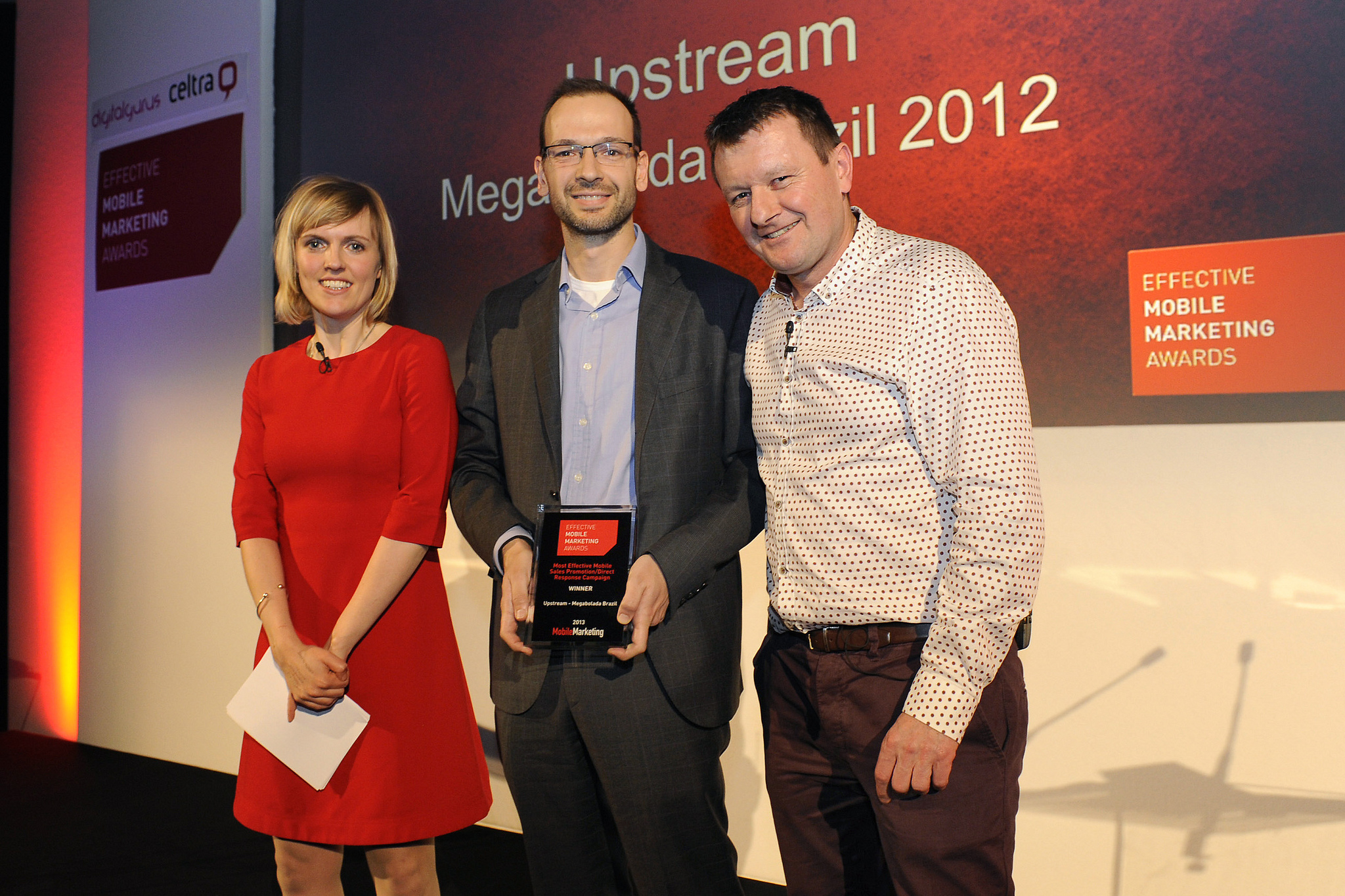 Effective Mobile Marketing Awards – 2013's Winners: Sales Promotion
