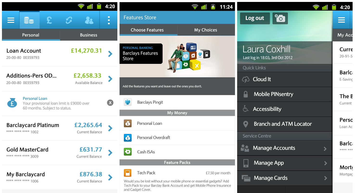 Barclays Trial First Contactless Mobile Cash Service