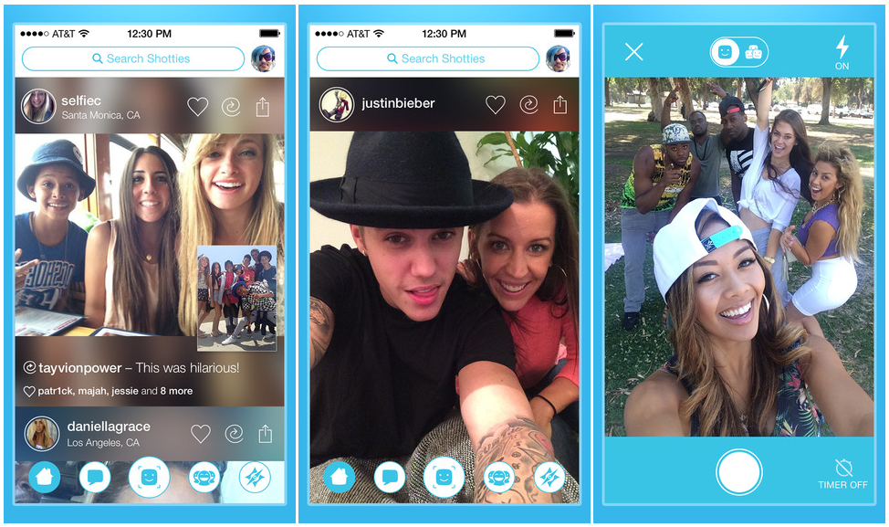 Twitter Circles Acquisition of Bieber-backed Selfie App