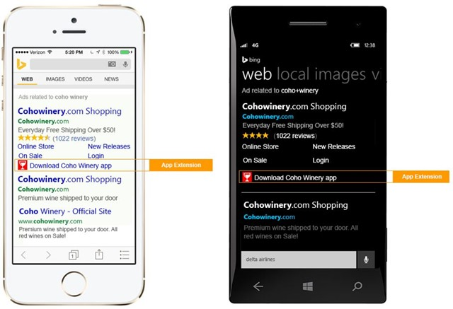 Bing Ads Erase the Line Between Desktop and Mobile