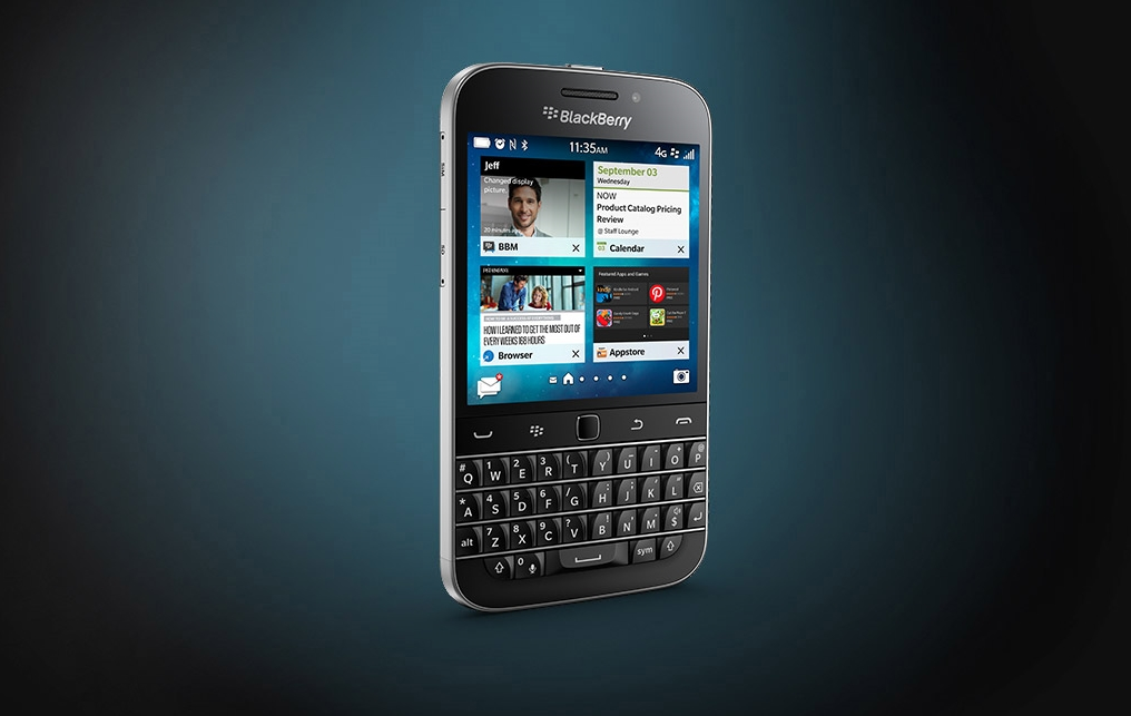 BlackBerry's Share of Global Smartphone Market Drops to Zero