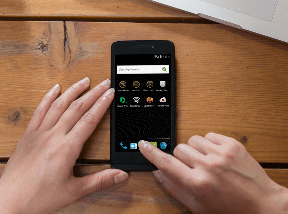 Shipping Starts on Blackphone, World's First Privacy-Optimised Smartphone