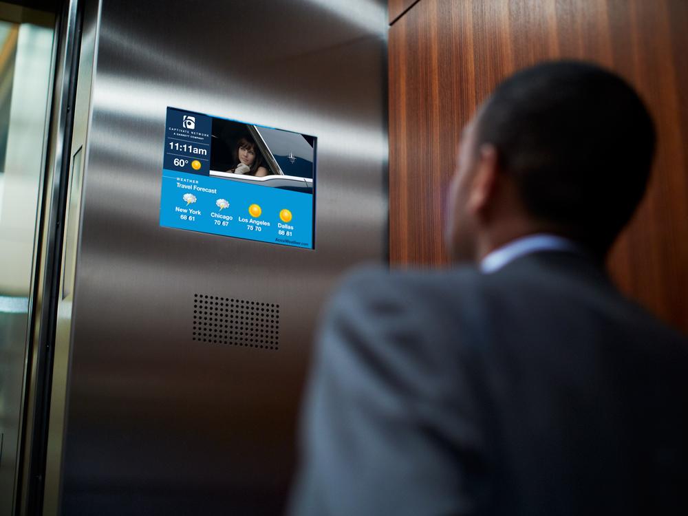 xAd Brings Location Targeting to Elevator Video Ads