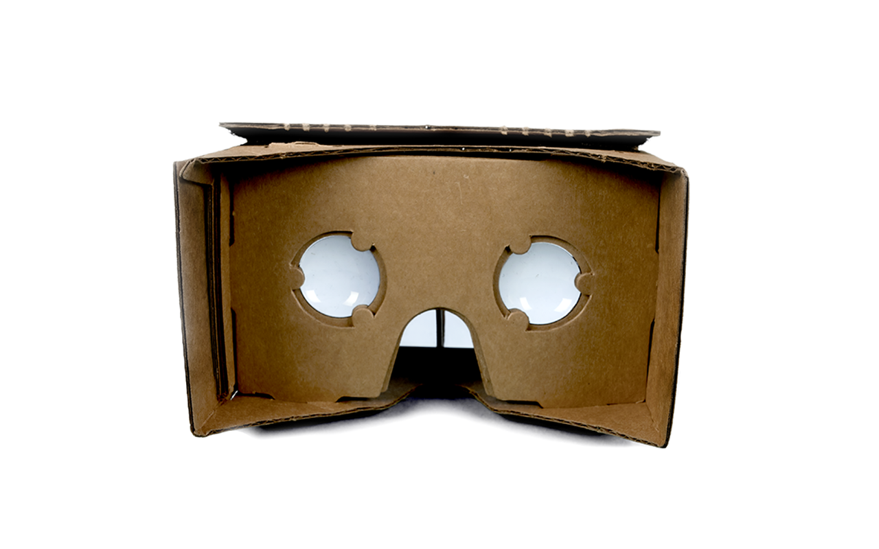 Google's Cardboard Project is the Low-tech Answer to the Oculus Rift