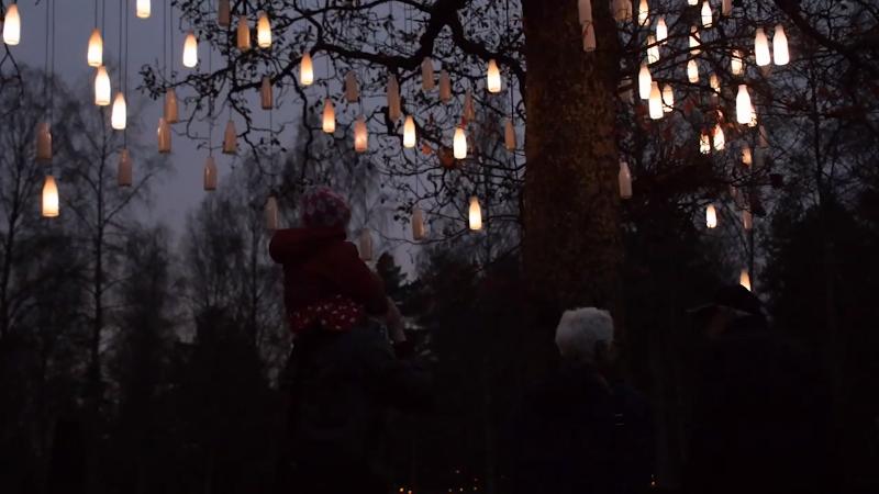 Starcom Creates Digital Candle Vigil for Church of Sweden