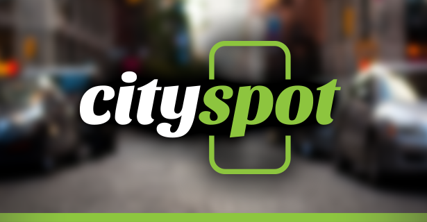 CitySpot App for Google Glass Finds Parking Spots for you