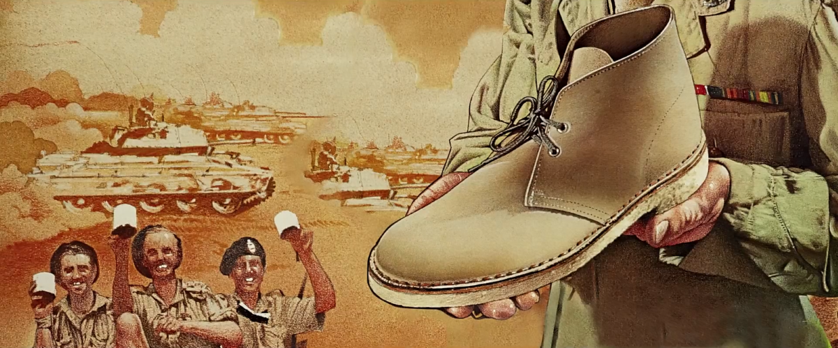 Clarks Kicks Off Desert Boots Campaign on WhatsApp