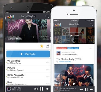 Horyzon Media Partners with Music Streaming Service Deezer