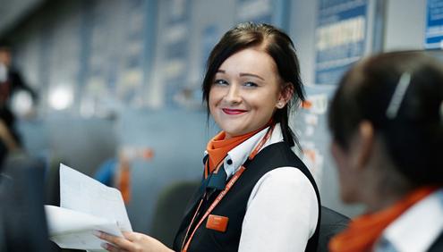 EasyJet Pilots iBeacon Airport Navigation Scheme