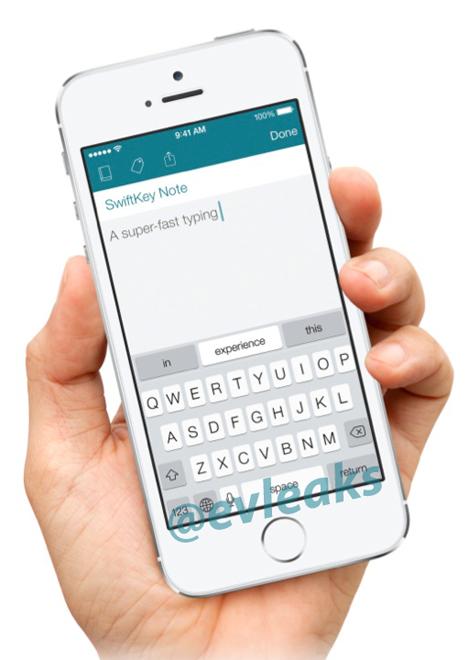 Swiftkey Launching on iOS?
