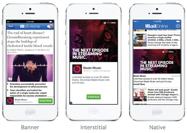 Facebook Launches Audience Network