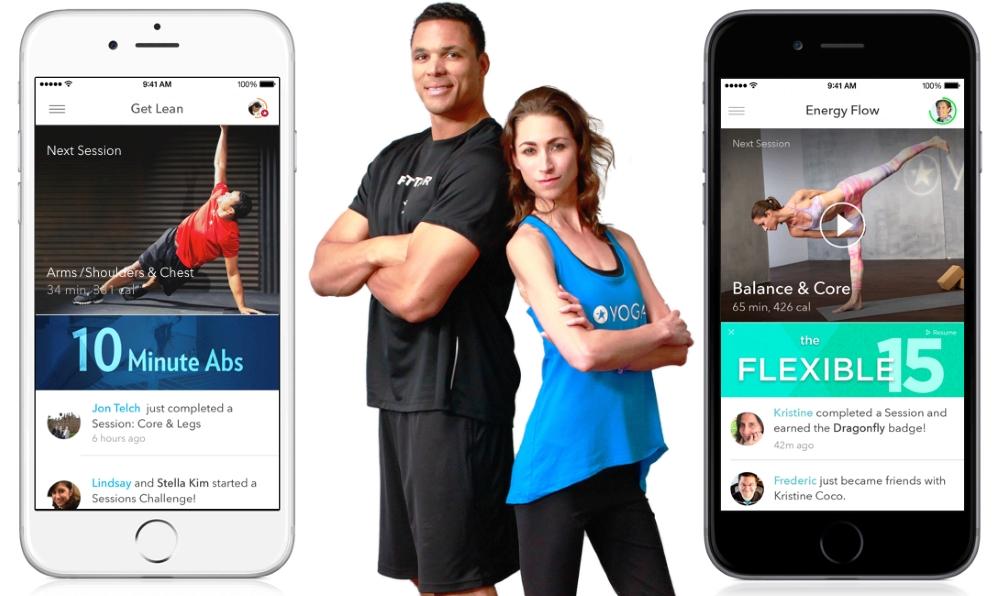 Fitbit Acquires Video Health App Creator FitStar