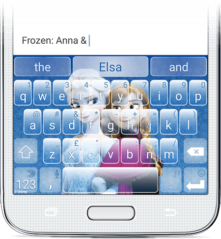 Swiftkey Introduces Branded Keyboards to Android