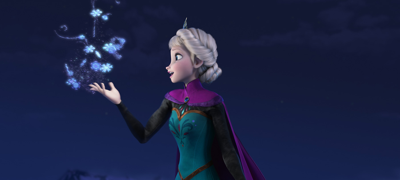 Disney Says 'Let It Go' to Apple and Google's Rivalry