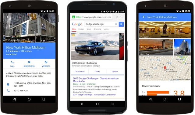 Google AdWords Introduces Vertical-specific Ad Formats