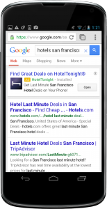 Study Highlights Ingredients for Successful Mobile Search