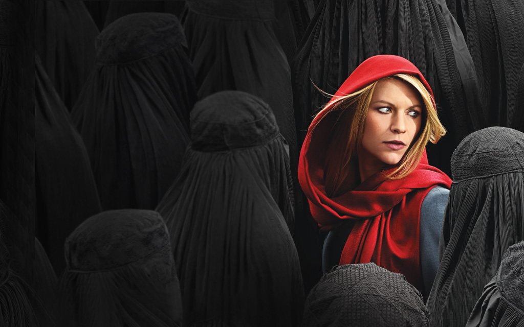 Showtime Unveils New Tactile Video Ads for Homeland
