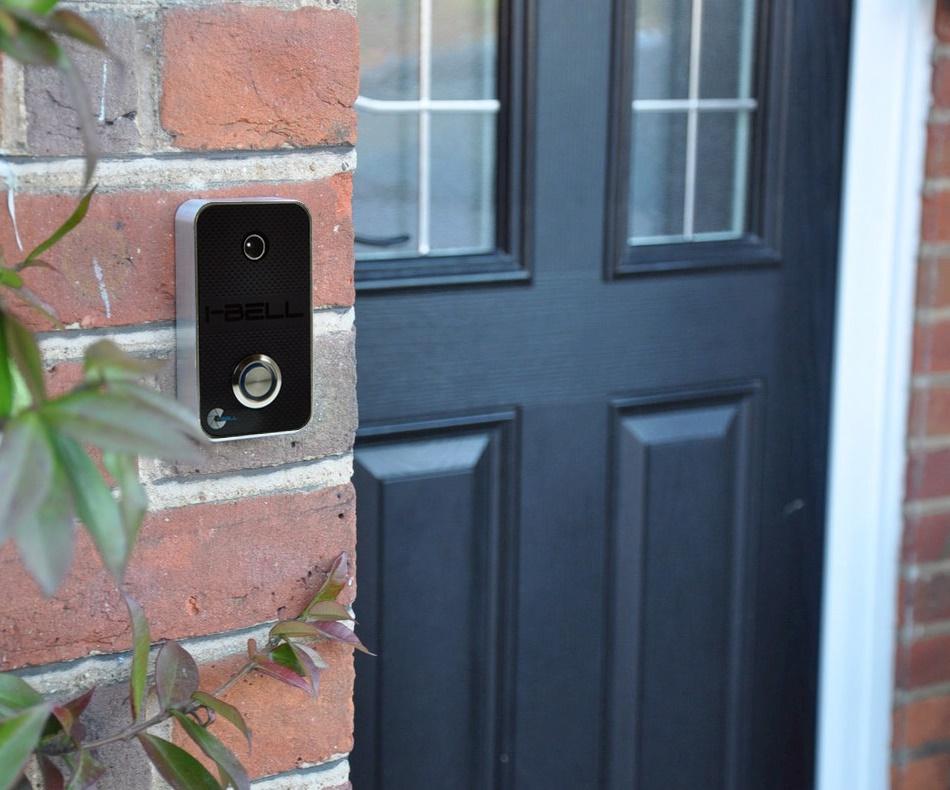 i-Bell Plans Kickstarter for Wi-fi Doorbell