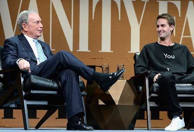 Ads Coming to Snapchat Soon, Says CEO Evan Spiegel