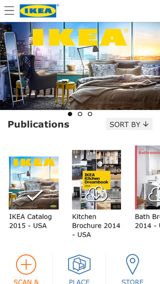 IKEA Releases Catalogue App for Omnichannel Experience