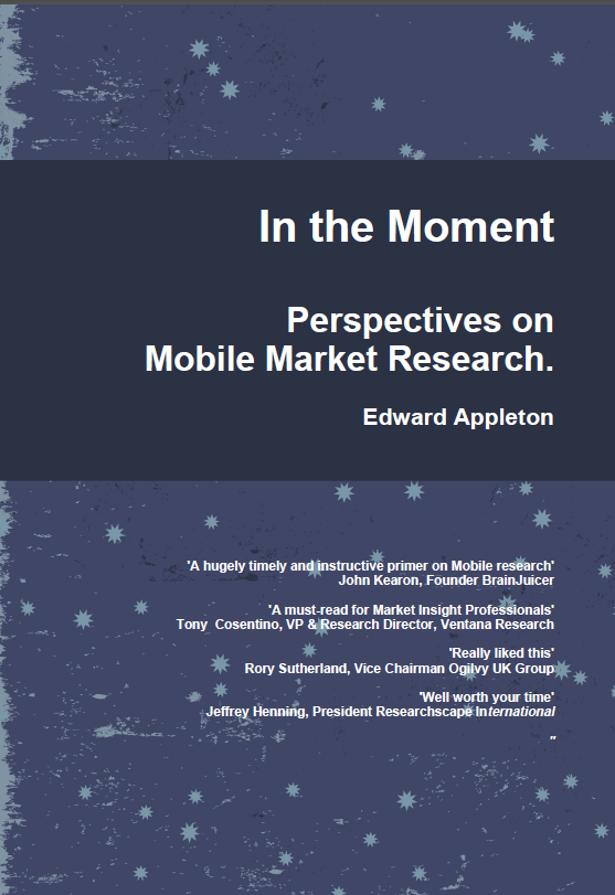 'In The Moment' Takes a Closer Look at Mobile Market Research