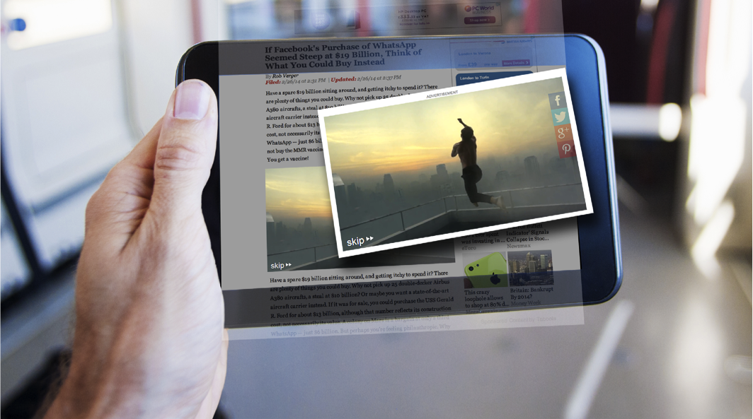 Apple Trumps Android for Video Completion