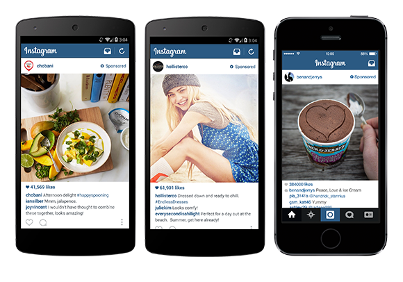 Instagram's US Mobile Revenues Bigger than Google and Twitter by 2017