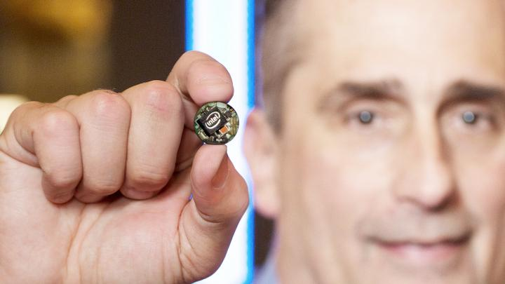 Intel Aims to get Inside Wearables with Curie