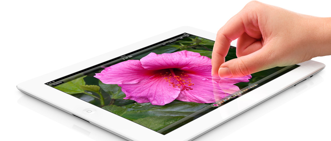 Tablet Impressions Double in a Year