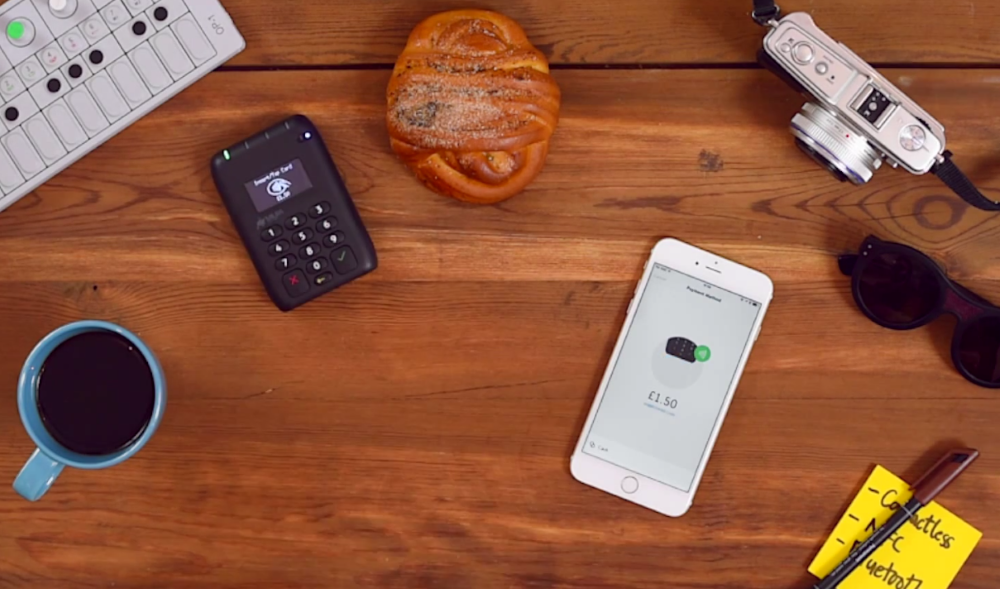 iZettle Reveals Card Reader with Apple Pay Support