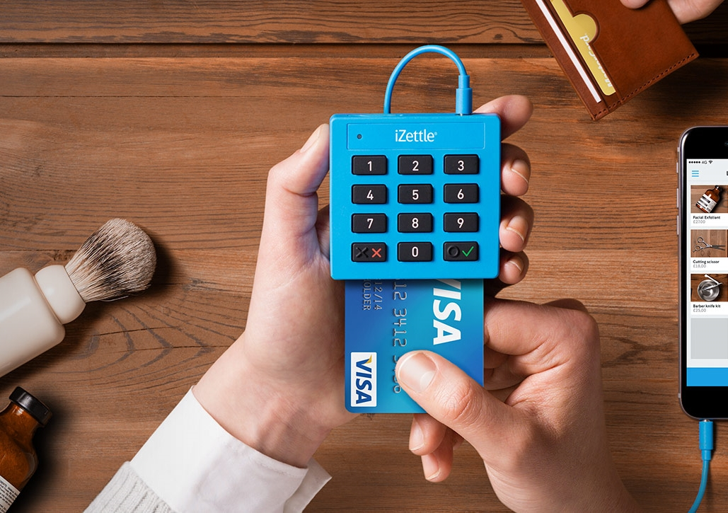 iZettle Releases Free Mobile Chip & PIN Reader