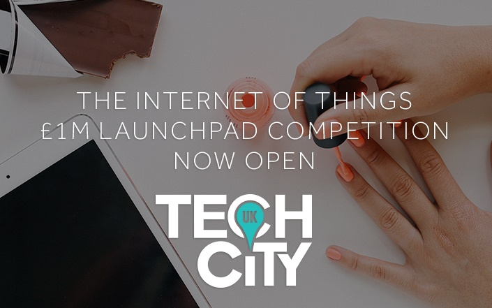 Technology Strategy Board Launches £1m Internet of Things Competition