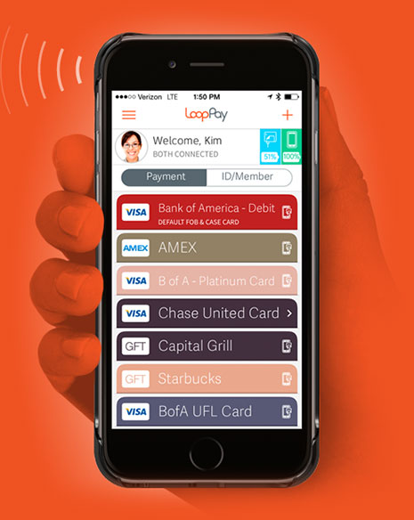 Samsung Developing Apple Pay Rival with LoopPay