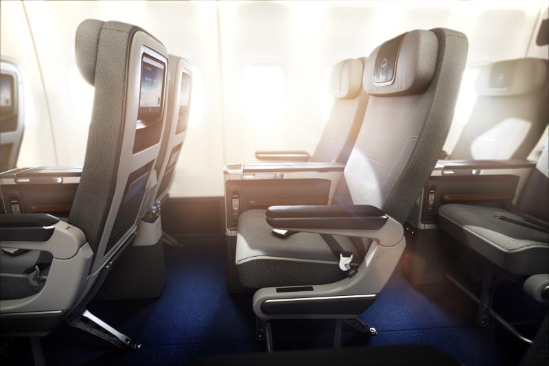 Lufthansa Promotes Premium Economy Seats with AR App