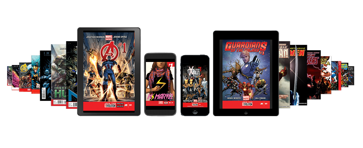 Marvel Releases API, Giving Developers Access to Comic Back Catalogue